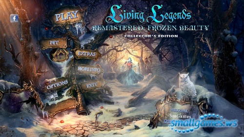 Living Legends 2 Remastered: Frozen Beauty Collector's Edition