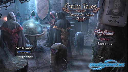 Grim Tales 20: Trace in Time
