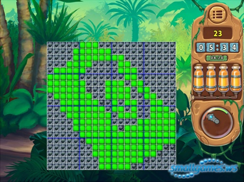 Gizmos: Jungle Adventure (eng, рус)