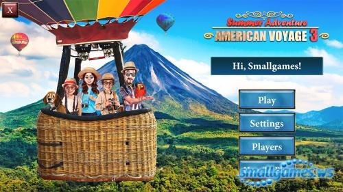 Summer Adventure 7: American Voyage 3
