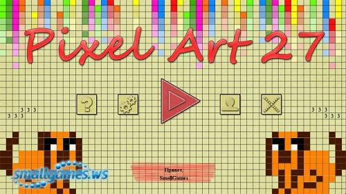 Pixel Art 27 (русская версия)