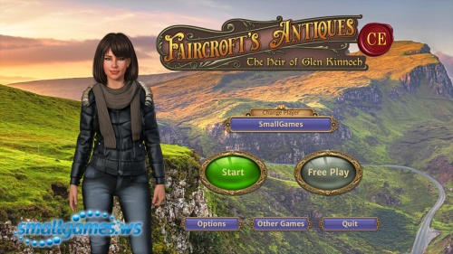 Faircroft's Antiques 2: The Heir of Glen Kinnoch Collector's Edition