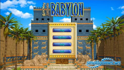 Ancient Jewels 4: Babylon
