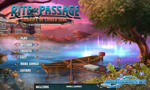 Rite of Passage 10: Embrace of Ember Lake Collector's Edition