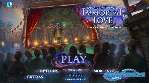 Immortal Love 8: Sparkle of Talent Collector's Edition