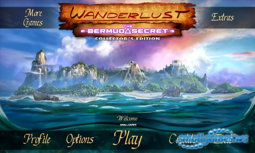 Wanderlust 4: The Bermuda Secret Collector's Edition