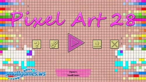 Pixel Art 28 (русская версия)