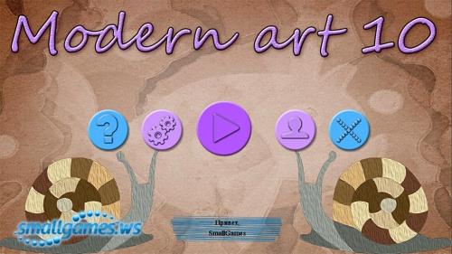Modern Art 10 (русская версия)
