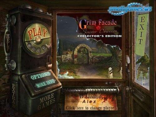 Прохождение игры Grim Facade 2: Sinister Obsession / За гранью жестокости:  ...