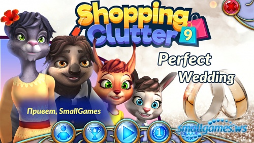 Shopping Clutter 9: Perfect Wedding (multi, рус)