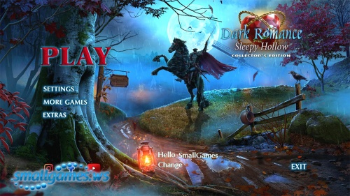 Dark Romance 14: Sleepy Hollow Collector's Edition