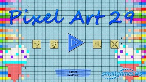 Pixel Art 29 (русская версия)