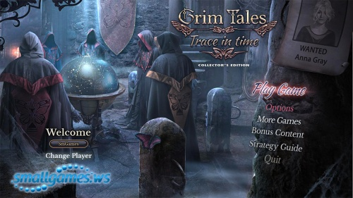 Grim Tales 20: Trace in Time Collector's Edition