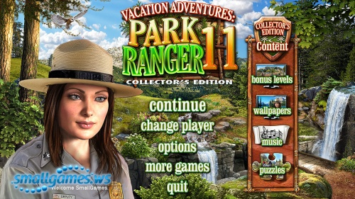 Vacation Adventures: Park Ranger 11 Collector's Edition