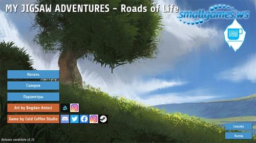My Jigsaw Adventures: Roads of Life (multi, рус, укр)