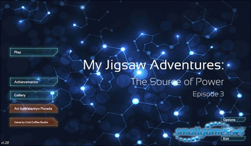 My Jigsaw Adventures 3: The Source of Power