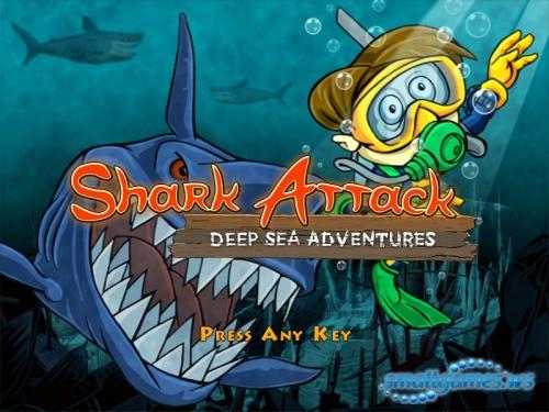 Shark Attack: Deep Sea Adventures