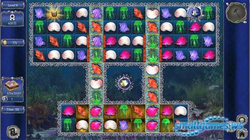 Jewel Match: Aquascapes Collector's Edition
