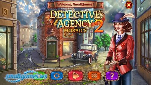Detective Agency: Mosaics 2