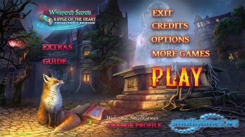 Whispered Secrets 12: Ripple of the Heart Collector's Edition