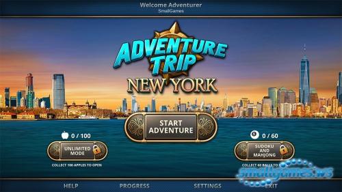 Adventure Trip 3: New York