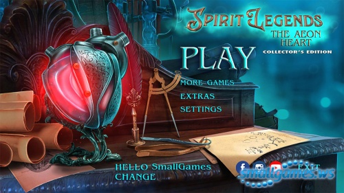Spirit Legends 5: The Aeon Heart Collector's Edition