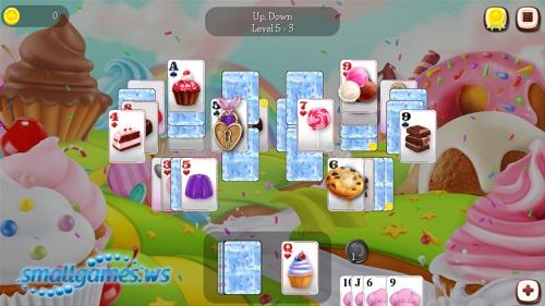 Sweet Treat: Solitaire