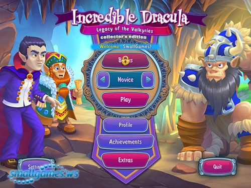 Incredible Dracula 9: Legacy of the Valkyries Collector's Edition