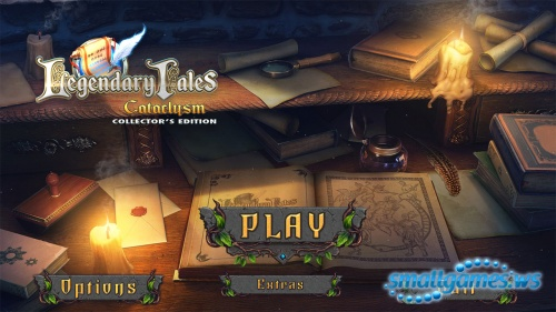 Legendary Tales 2: Cataclysm Collector's Edition