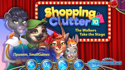 Shopping Clutter 10: The Walkers Take the Stage (multi, рус)