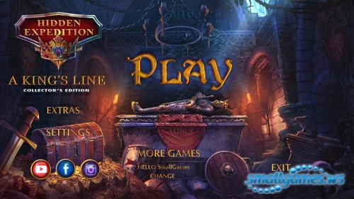 Hidden Expedition 21: A King's Line Collector's Edition