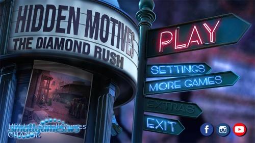Hidden Motives: Diamond Rush