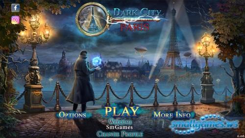 Dark City 6: Paris