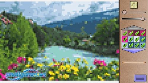 Pixel Art 33 (русская версия)