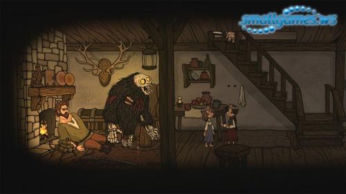 Creepy Tale 2 (eng, рус)