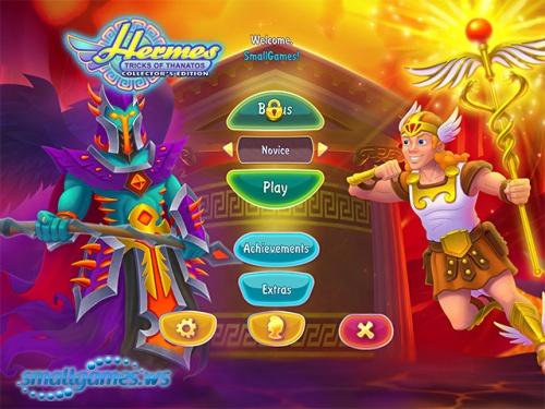 Hermes 4: Tricks of Thanatos Collector's Edition