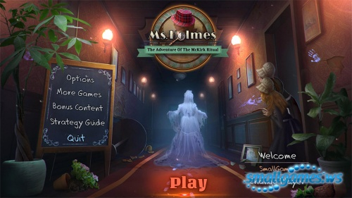 Ms.Holmes 3: The Adventure of the McKirk Ritual