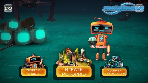 Tiny Robots Recharged (multi, рус)