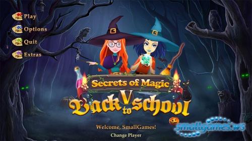 Secrets of Magic 5: Back to School