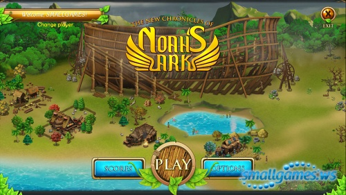 The New Chronicles of Noah's Ark