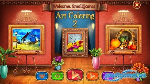 Art Coloring 2
