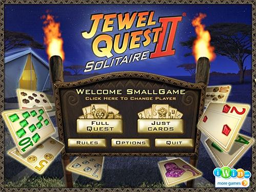 Jewel Quest: Solitaire II