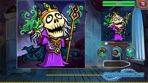 Artists of Fortune 3: Spooky Rush (рус, eng)