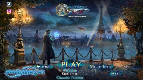Dark City 6: Paris Collector's Edition