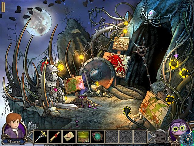 Puzzles Games - Elementals The Magic Key - screenshot_2.