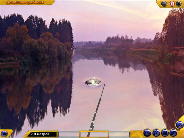 Игры на java рыбалку