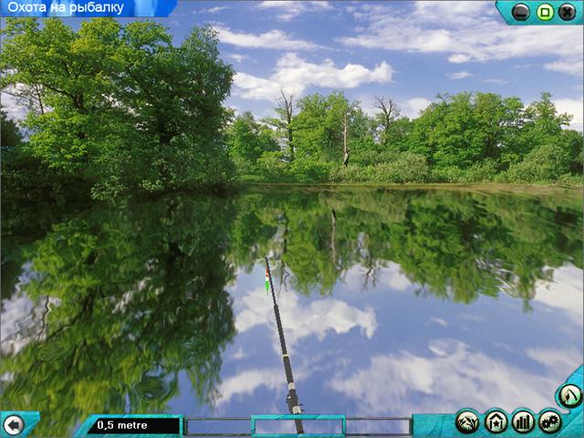 игра охота и рыбалка игра скачать торрент