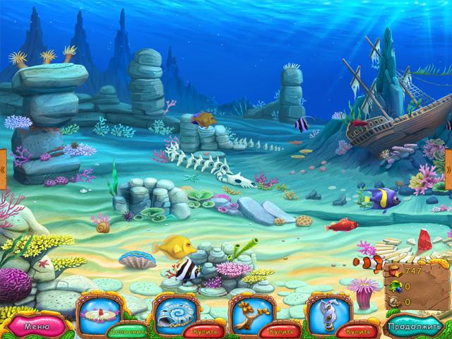 Скачать игру тайна рифа