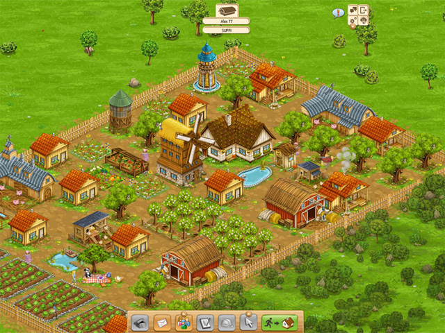 Скачать игру ферма зеленая долина на компьютер