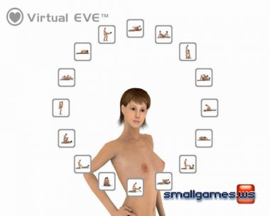 Virtual EVE™: Interactive 3D Virtual Sex Game